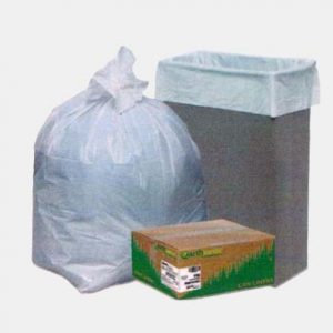 Trash Liners, White